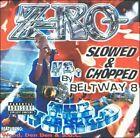 Z-Ro Vs. The World:Slowed & Chopped [PA] by Z-Ro (CD, Jul-2001, Straight Profit)