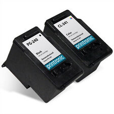 Recycled Canon PG-240 CL-241 for Canon PIXMA MG3220 MG3520 MX452 MG2220 2PK