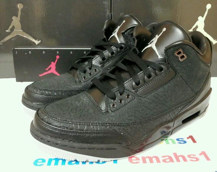 sports shoes 373bf 8e5bc greece air jordan retro 3 flip grå blå 70c7f 6f370