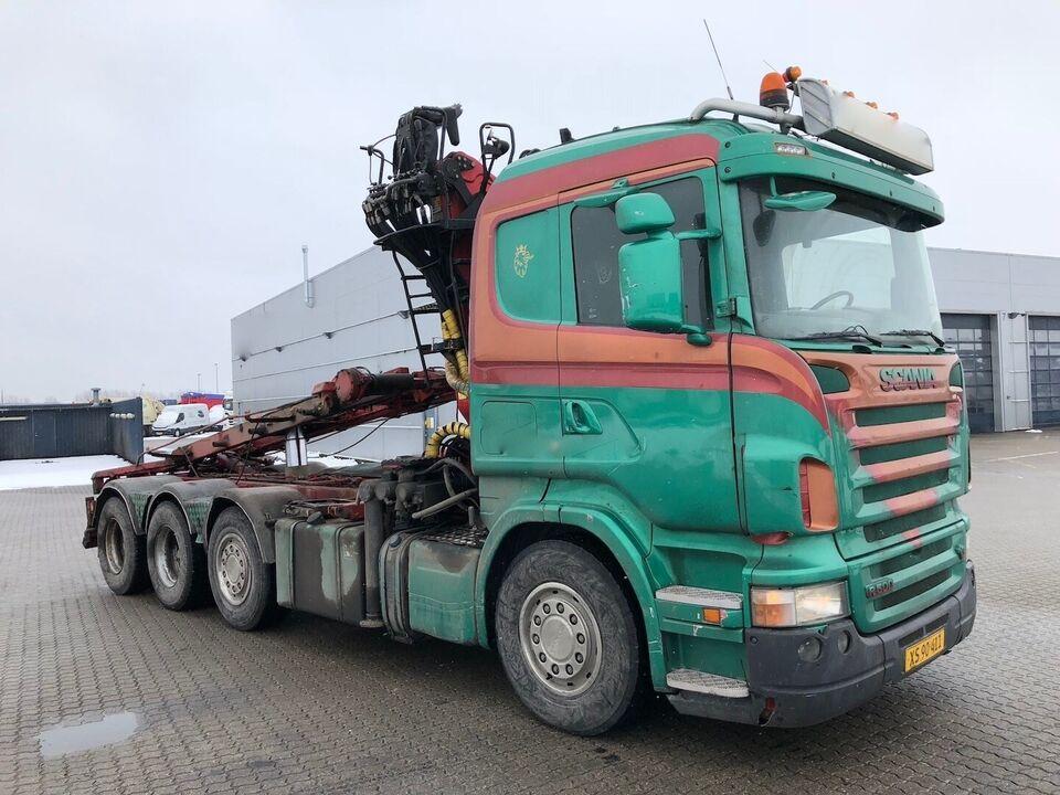 Scania R500, årg. 2007