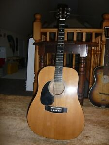Martin Smith Acoustic Guitar Ebay