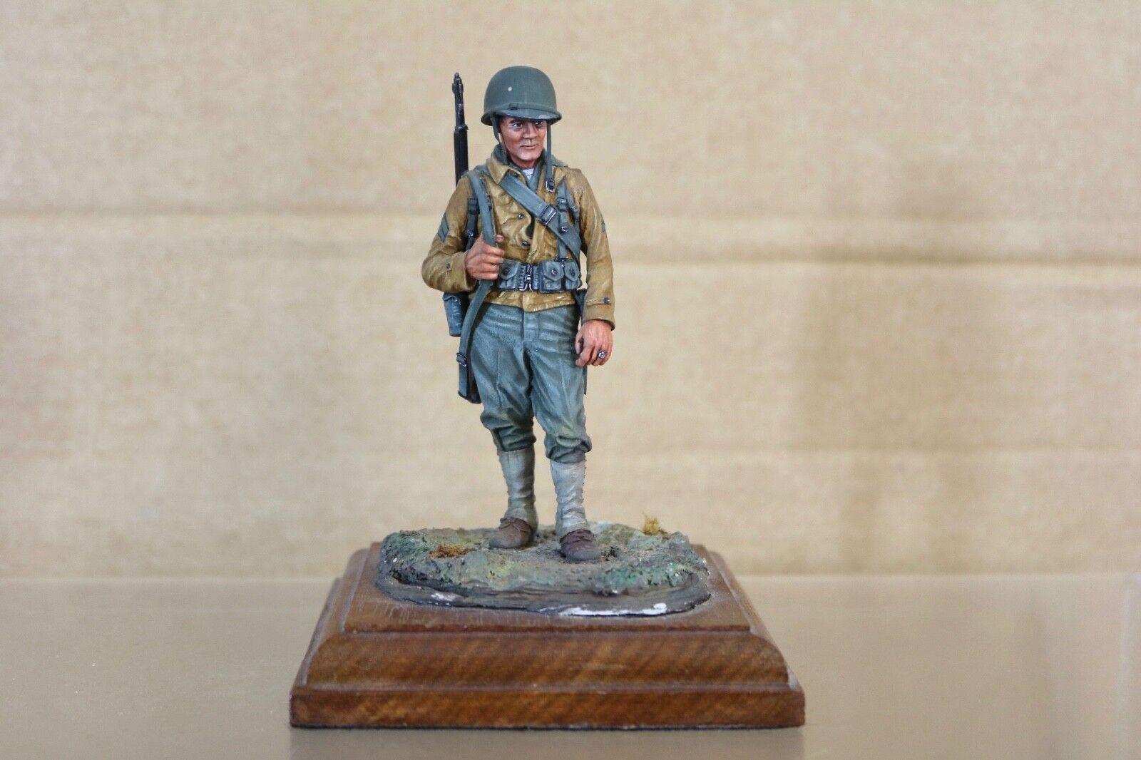 Stadden Serie 77 90mm Zweiter Weltkrieg American Gi Armee Korporal Museum