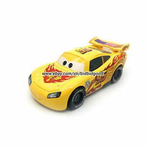 Mattel Disney Pixar Cars Mcqueen 1:55 Diecast Model Toy Cars All Series Loose