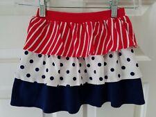NWT Girl/'s Gymboree Everyday Favorites polka dot elastic waist skirt ~ 5