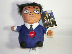 Addams-Family-Squeezer-Gomez-6-034-Musical-Plush-Plays-Theme-Song-NWT-FREE-SHIP