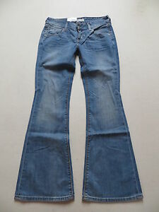Levi-039-s-479-Booty-Flare-Schlag-Jeans-Hose-W-28-L-32-NEU-Hippie-Schlaghose