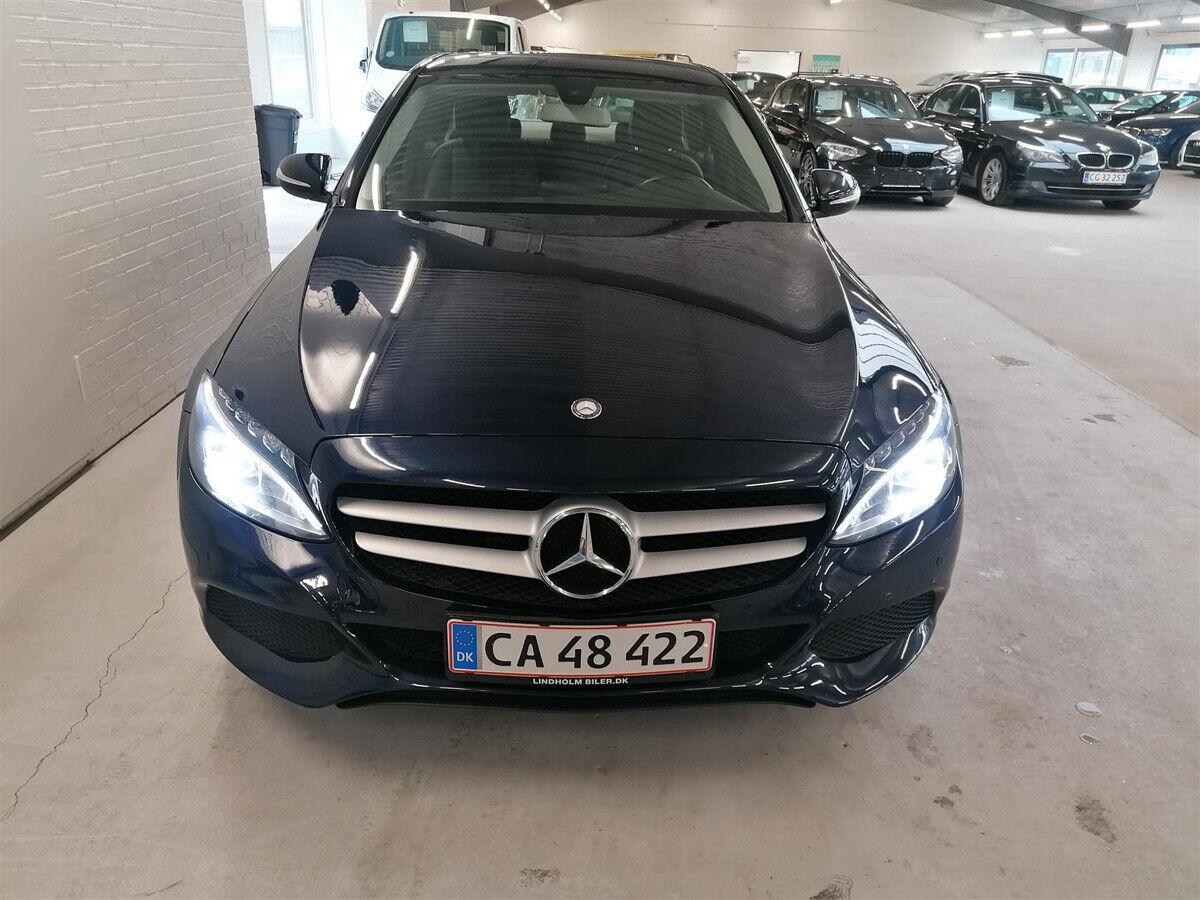Mercedes C200 d 2,2 aut. 4d