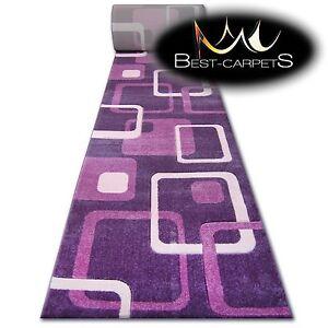 CHEMIN-DE-TABLE-Tapis-FOCUS-F240-D-violet-moderne-Escaliers-largeur-70-cm