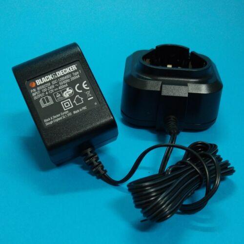 Zusammen Ladegerät Batterie Black/&decker für Bohrmaschine EGBL108 Und