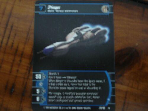 Star Wars TCG R/&S Stinger A