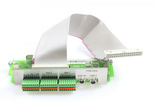 "Auerswald COMmander Business 19/"" Frontplatte TSM-Modul BU-TSM MwSt."