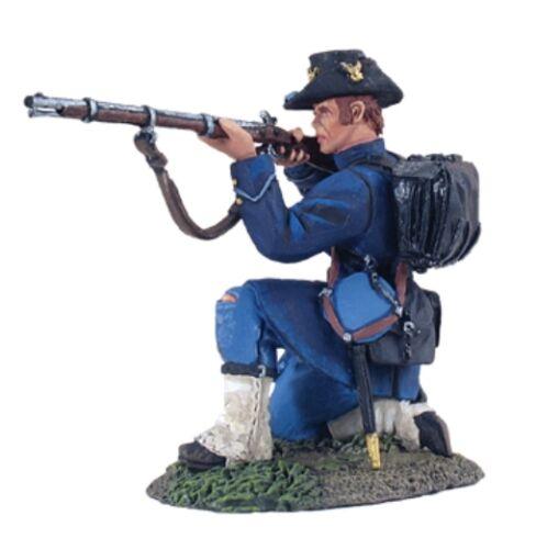 Britains Bürgerkrieg Union 31142 Union Stahl Brigade kniend brennen # 1 MiB Militär & Abenteuer