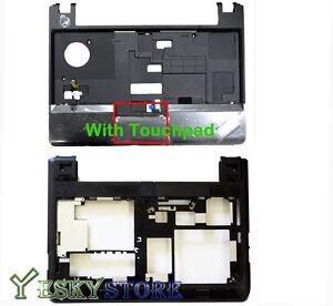 Lenovo-Thinkpad-X131e-Bottom-Base-04W3873-74-Palmrest-Upper-Case-AMD-04Y1855