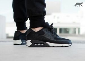 online store 351b1 f4cd8 Image is loading Nike-Air-Max-90-Leather-PA-705012-001-
