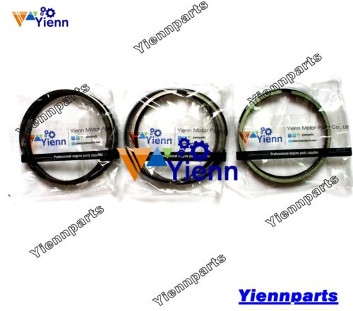 D1305 D1305B D1305EBH Piston Ring set for Kubota engine R1-261 tractor excavator