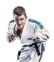 Tatami Zero V3 Super Light Weight Competition Bjj Brazilian Jiu-jitsu Gi White