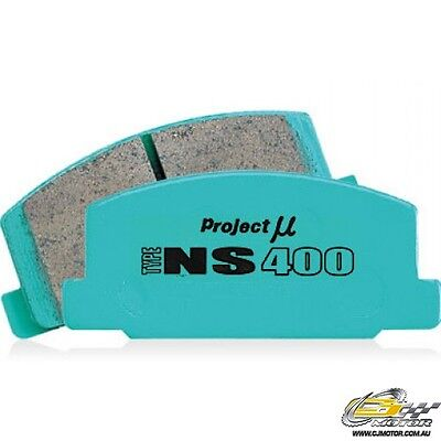 PROJECT MU NS400 for TOYOTA CHASER JZX110 TRUBO {R}
