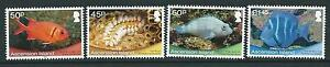 Stamps Ascension Sg1182/5 2013 Shallow Marine Surveys Group Mnh Mild And Mellow