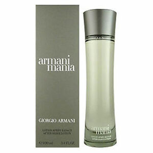 Armani mania for men