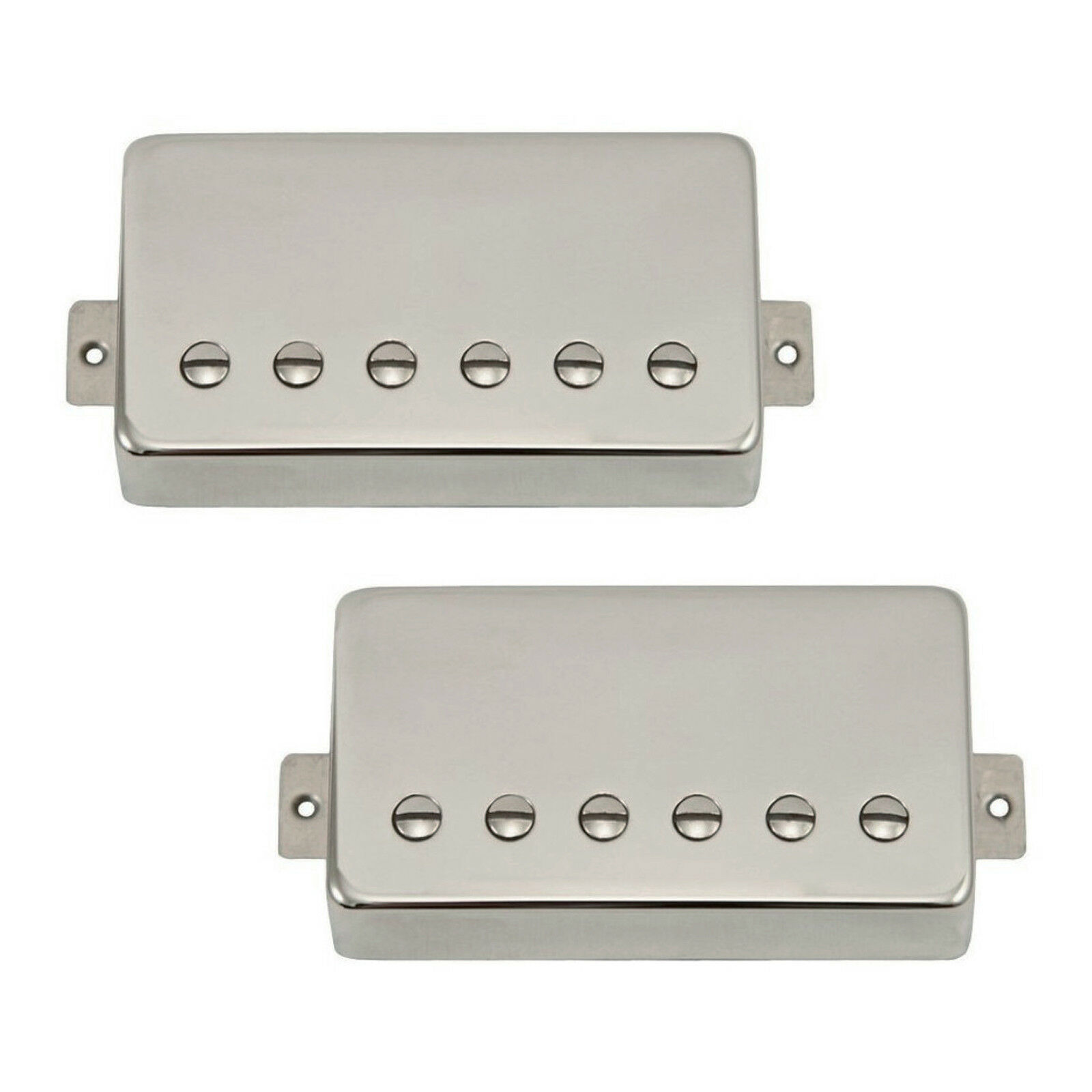 OX4 OX4 OX4 bajo viento PAF Pastillas Humbucker (2) nickel covers cc03cc
