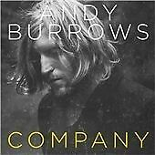 Andy Burrows - Company (2012)  CD  NEW/SEALED  SPEEDYPOST