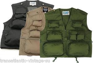 multi Chasse Airsoft de poches plein Tir pᄄᄎche air en Gilet kTZuOPiX