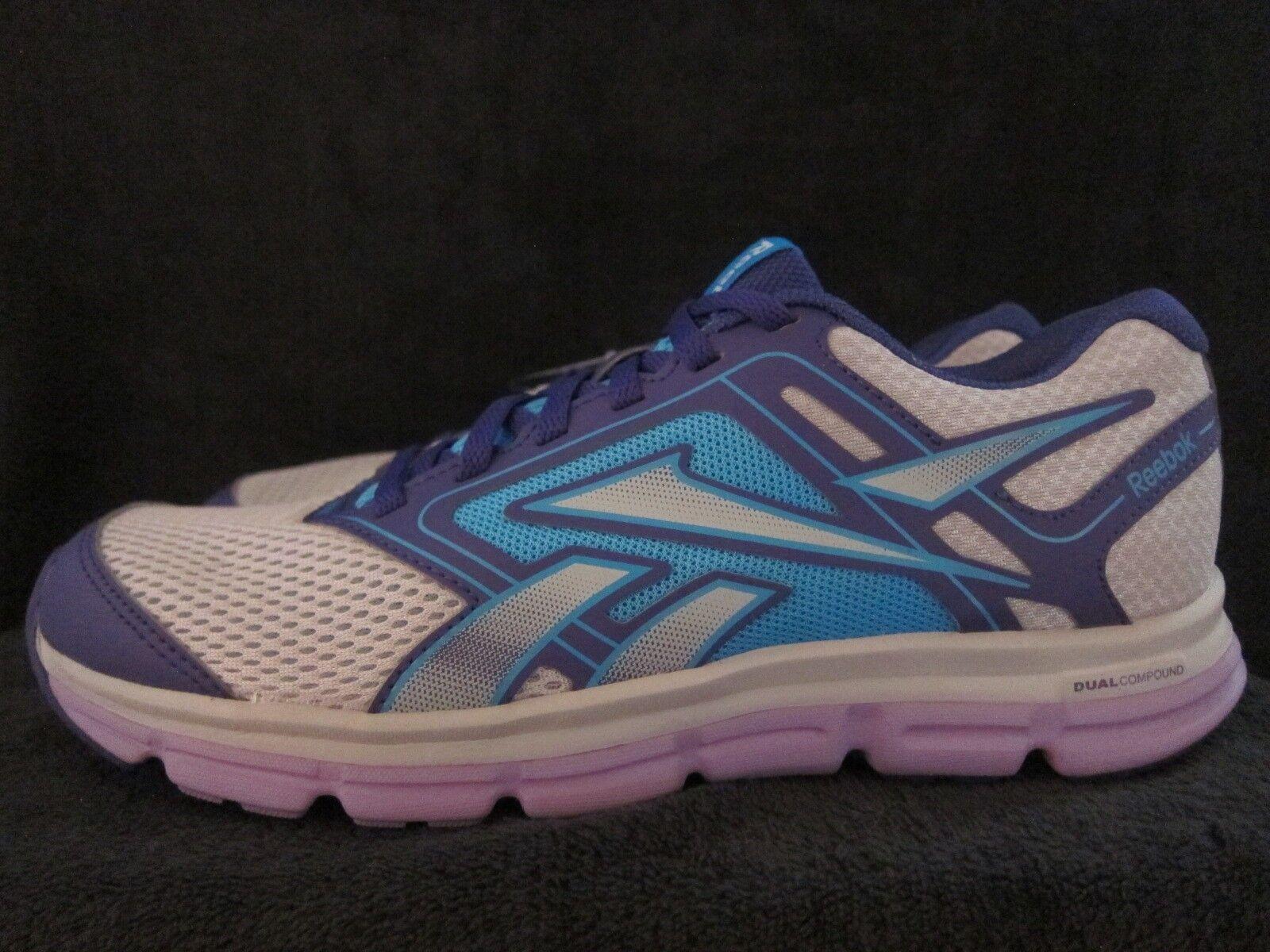 REEBOK kvinnas Dual Compound Compound Compound Turbo grå springaning skor skor US 8 EUR 38.5 NWOB  bästa pris
