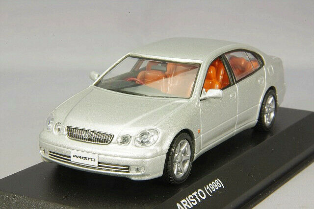 Kyosho 1 43 Jugueteota Aristo V300 1998 plata metálico de Japón