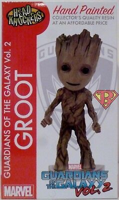 Groot Head Knocker NECA Guardians Of The Galaxy 2