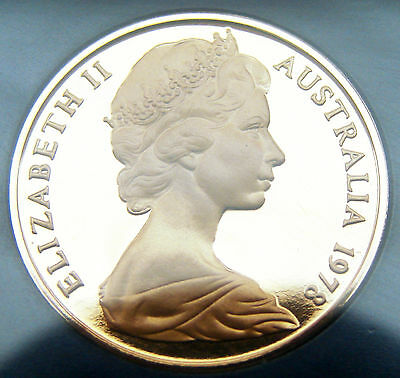 1978  10 cent proof coin Brilliant coin in 2 x 2 holder! Only 38,519 made