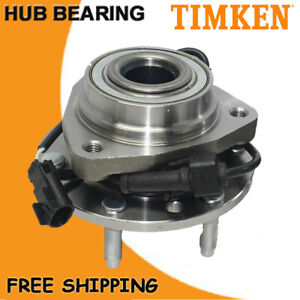 Wheels, Tires & Parts Front Wheel Hub Bearing Assembly Fit OLDSMOBILE BRAVADA 2002-2004