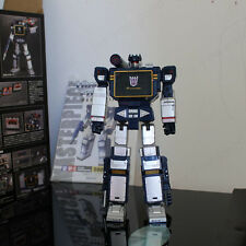 "Transformers Action Figure Soundwave MP13 Masterpiece 9"" With Original Box"