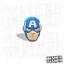 MARVEL-DC-SUPERHELDEN-Schuh-Pins-Crocs-Batman-Spider-Man-Clogs-Disney-jibbitz Indexbild 17