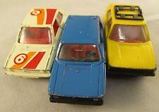 Vintage Matchbox & Corgi & Majorette VW Golf Bundle 1970's & 80's