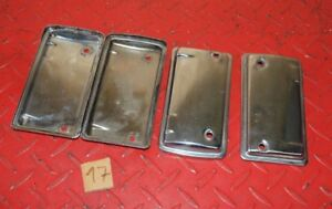 Motor-de-arranque-tapa-motor-de-arranque-tapa-Starter-cover-honda-CB-550-500-four-17-14a3