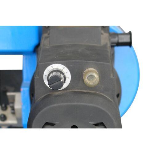 Güde Métal Scie à ruban MBS 125 V//400 W