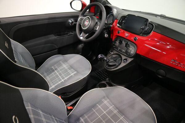 Fiat 500C 1,2 Lounge billede 12