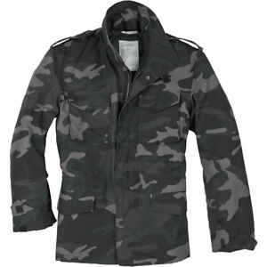 Surplus US Field Jacket M65 Military Army Tactical Coat Mens Parka ... 9f910a41e8a