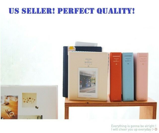 Instant Picture Album Case Polaroid Photo For FujiFilm Instax Mini Film Namecard