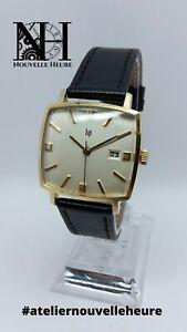 Très belle montre vintage 1960's mécanique LIP (cal.R558) Révisée