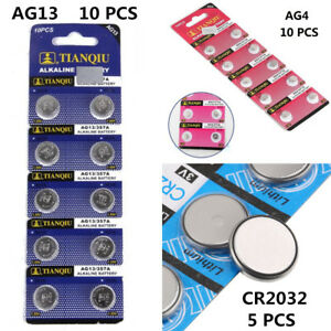 Button-Coin-Cell-Alkaline-Watch-Battery-AG13-AG4-AG12-LR44-CR1220-CR1616-CR2032