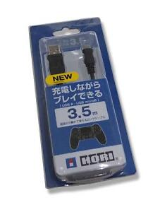 Playstation-4-PS4-Premium-USB-DualShock-4-Controller-Charge-Cable-3-5-Metres-UK