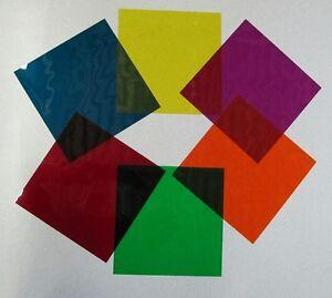 Precut-10-034-x10-034-Par-64-Gels-Four-colors-available-priced-each