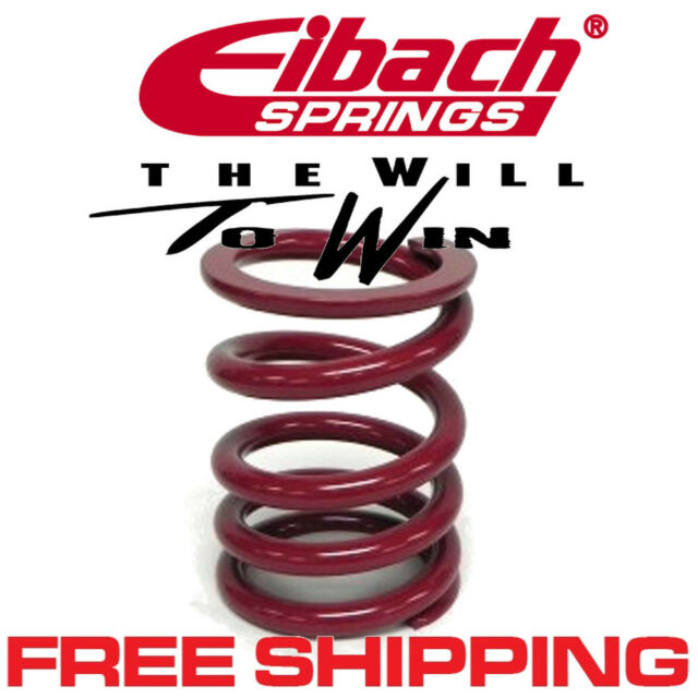 Eibach 1100.500.0175 Dirt Track IMCA Modified Rear Coil Spring 5.0x11 175 lb//in