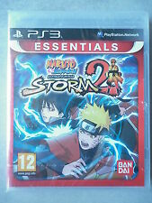"Naruto Shippuden Ultimate Ninja Storm 2 Jeu Vidéo ""PS3"" Playstation 3"