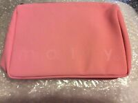Mally Pink Cosmetics Makeup Bag Without Tags.