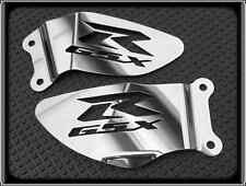 Polished Heel Plates for SUZUKI GSXR1000 2006-2010, GSXR 1000