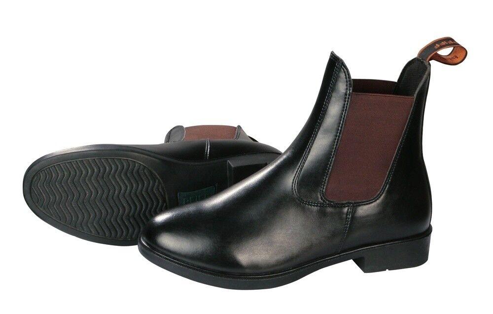Jodhpur Stiefelette Pfiff schwarz-braun NEU  | Billiger als der Preis  | Outlet Store Online  | Spielzeugwelt, glücklich und grenzenlos