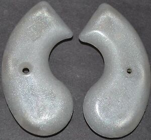 Details about Leinad Cobray Derringer 45/410 pearl white plastic pistol  grips with screw