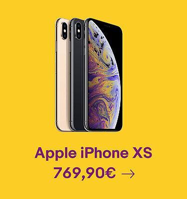 Apple iPhone XS 769,90€